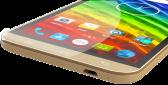 Смартфон Nous NS 5001 Gold 0