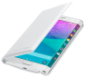 Чехол Samsung Flip Wallet для Galaxy Note Edge EF-WN915BWEGRU White 2