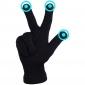 Перчатки для сенсорных экранов iGlove Черные 3