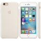 Панель Apple iPhone 6s Silicone Case Antique White (MLCX2ZM/A) 1