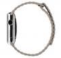 Ремешок Leather Loop для Apple Watch 42мм (MJ4X2/MJ4Y2) Stone 3