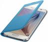 Чехол Samsung S View Zero для Samsung Galaxy S6 Blue (EF-CG920BLEGRU) 3