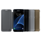 Чехол Samsung S View для Galaxy S7 Edge Silver (EF-CG935PSEGRU) 5
