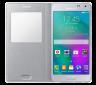 Чехол Samsung S View для Samsung Galaxy A5 500 Silver (EF-CA500BSEGRU) 2