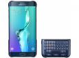 Чехол-клавиатура Samsung для Galaxy S6 edge+ Blue Black (EJ-CG928RBEGRU ) 1