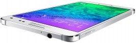 Мобильный телефон Samsung Galaxy Alpha G850F Dazzling White 3