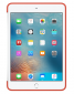Силиконовый чехол Apple Silicone Case для  iPad mini 4 (MLD42ZM/A) Orange 1