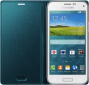 Чехол Samsung для S5 mini EF-FG800BGEGRU Green 0