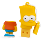 USB флеш накопитель Maikii The Simpsons Bart 16GB (FD003502) 0