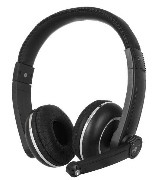 Купить Наушники Ergo VM-280 Black