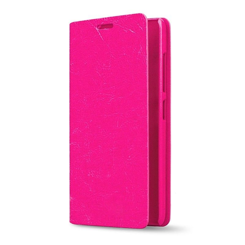 Чехол Book Cover Original Nokia 640 Pink - 26726