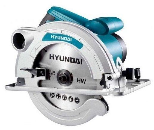 Купить Циркулярные пилы, Пила циркулярная Hyundai C 1400-185