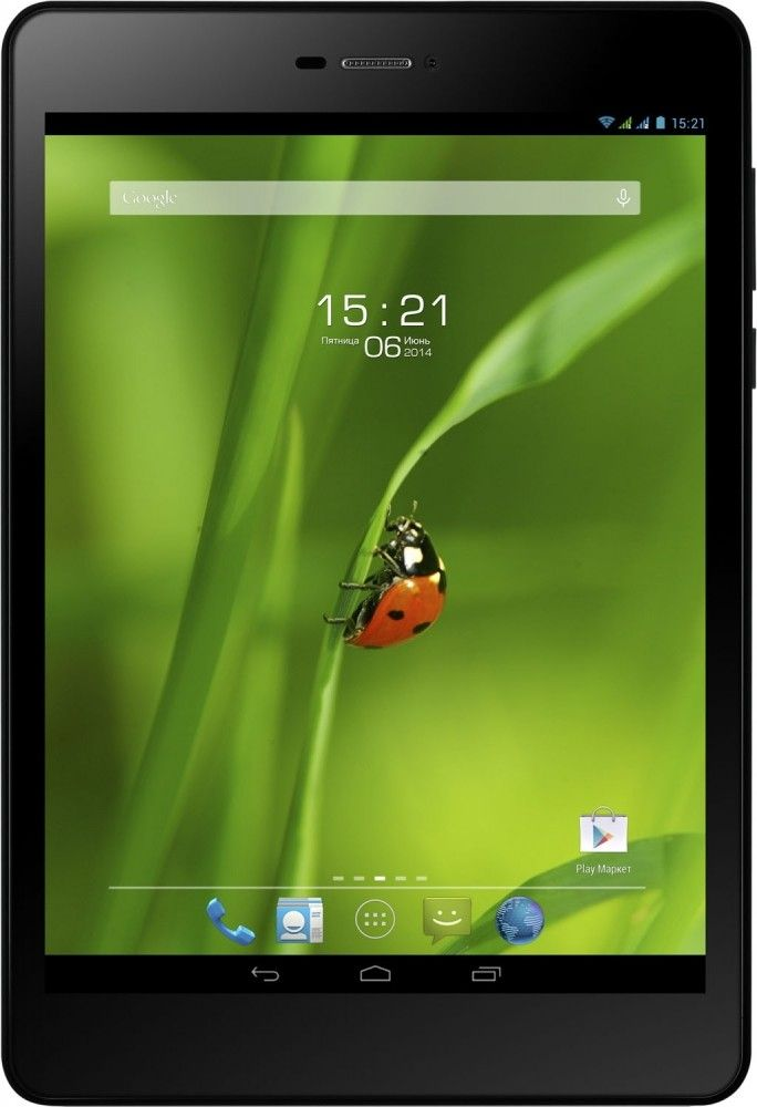 Планшет Fly Flylife Connect 7.85 3G 2 Black - 18357