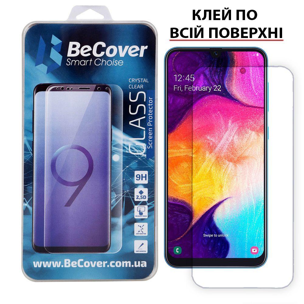 Купить Защитные стекла, Защитное стекло BeCover для Samsung Galaxy A50 2019 SM-A505 Crystal Clear Glass (703445)