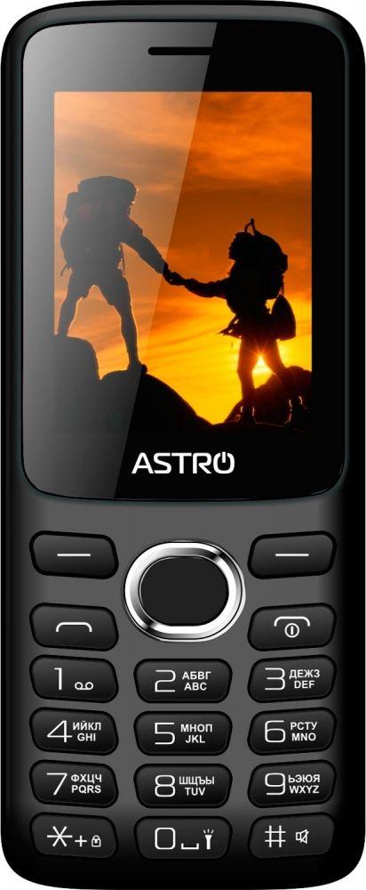 Купить Мобильный телефон Astro A246 Black