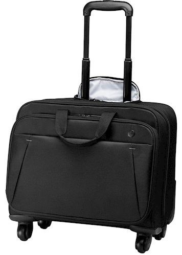 "Hewlett Packard / Сумка для ноутбука HP Business Roller Case 17.3"" (2SC68AA) Black"