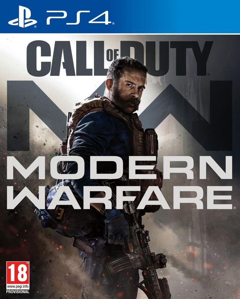 Купить Игры, Диск Call of Duty: Modern Warfare (PS4, русская версия), Activision