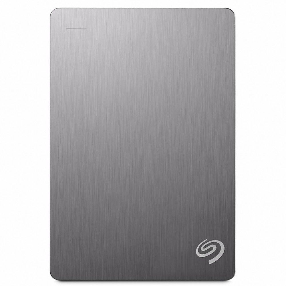 Купить Жесткий диск Seagate Backup Plus Portable 5TB STDR5000201 2.5 USB 3.0 External Silver