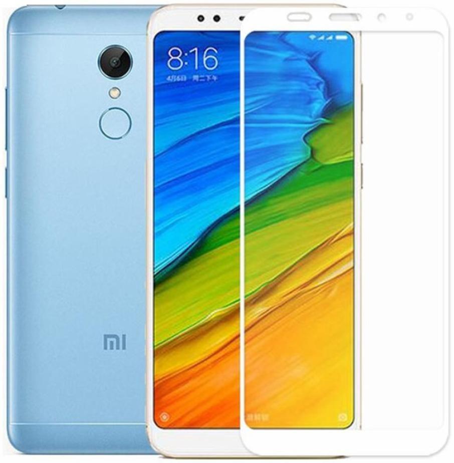Купить Защитное стекло Mocolo Full Cover Xiaomi Redmi 5 Plus White