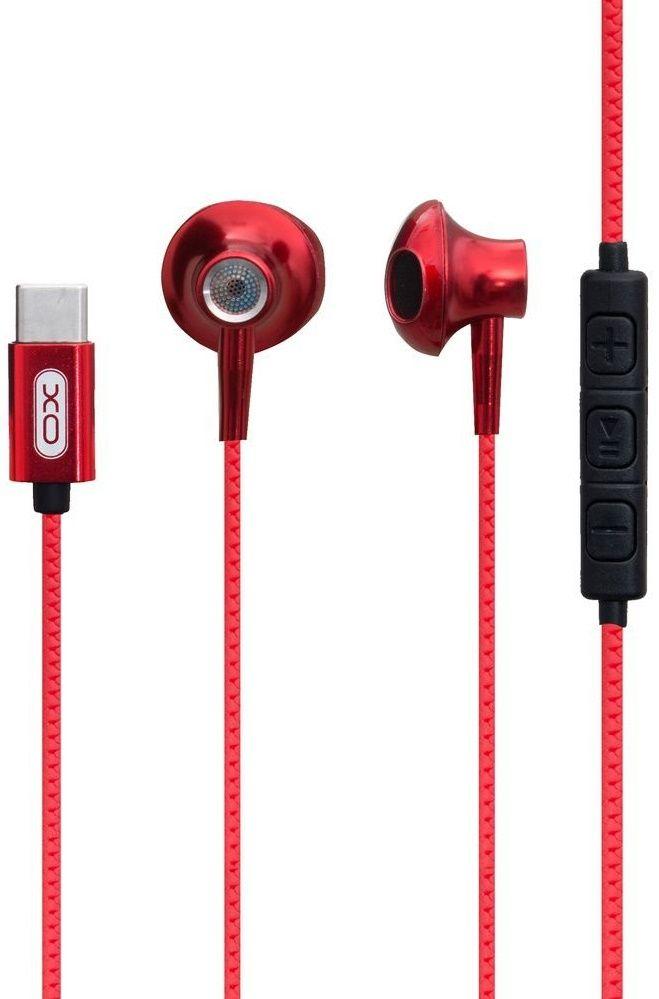 Наушники XO S30 Red