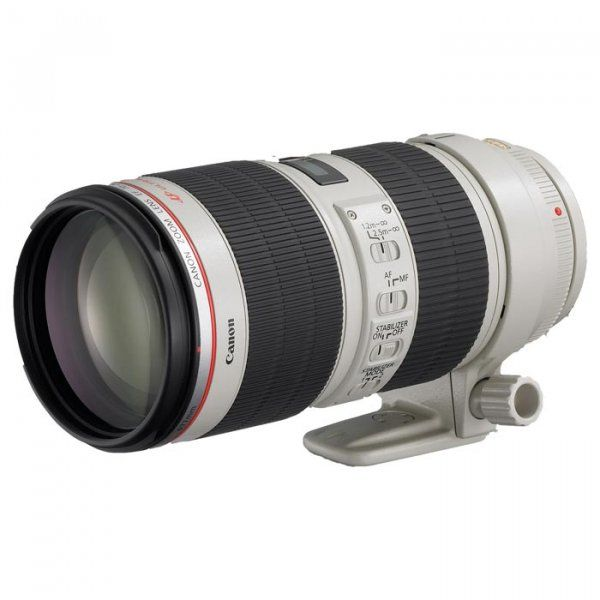 Купить Объектив Canon EF 70-200mm f/2.8L IS II USM (2751B005)