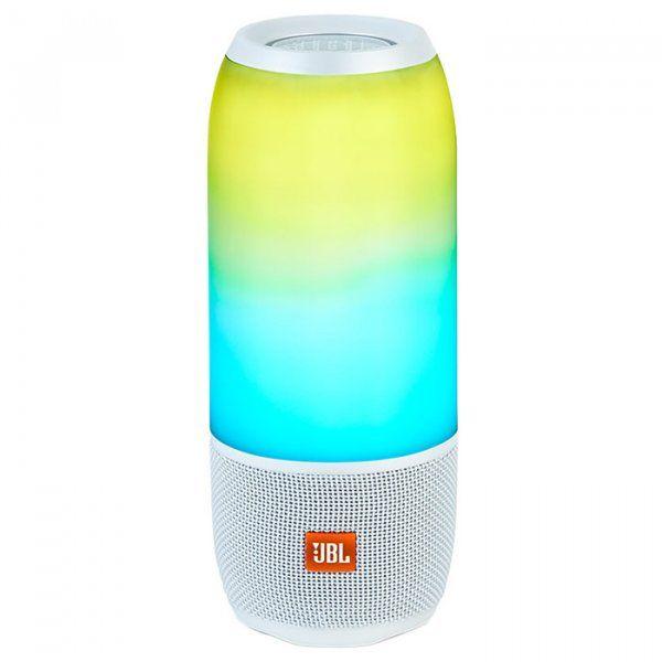 Купить Портативная акустика JBL Pulse 3 (JBLPULSE3WHTEU) White