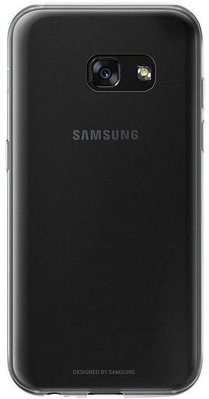 Купить Чехлы для мобильных телефонов, Чехол Samsung A3 2017 (EF-QA320TTEGRU) Прозрачный