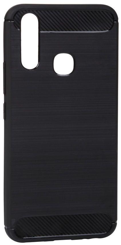 Купить Чехлы для мобильных телефонов, Панель BeCover Carbon Series для Vivo Y15/Y17 (BC_704027) Black