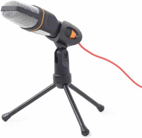 Купить Микрофоны, Микрофон Gembird MIC-D-03