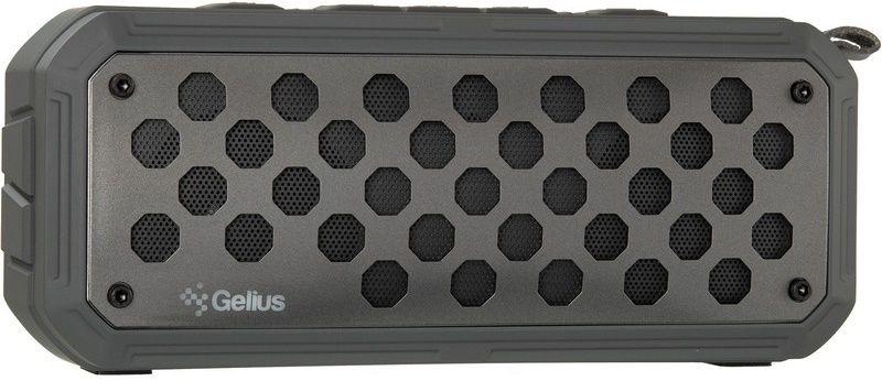 Портативная колонка Gelius Pro Duster (GP-BS520) Grey от Територія твоєї техніки