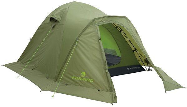 Купить Палатки и аксессуары, Палатка Ferrino Tenere 3 Green