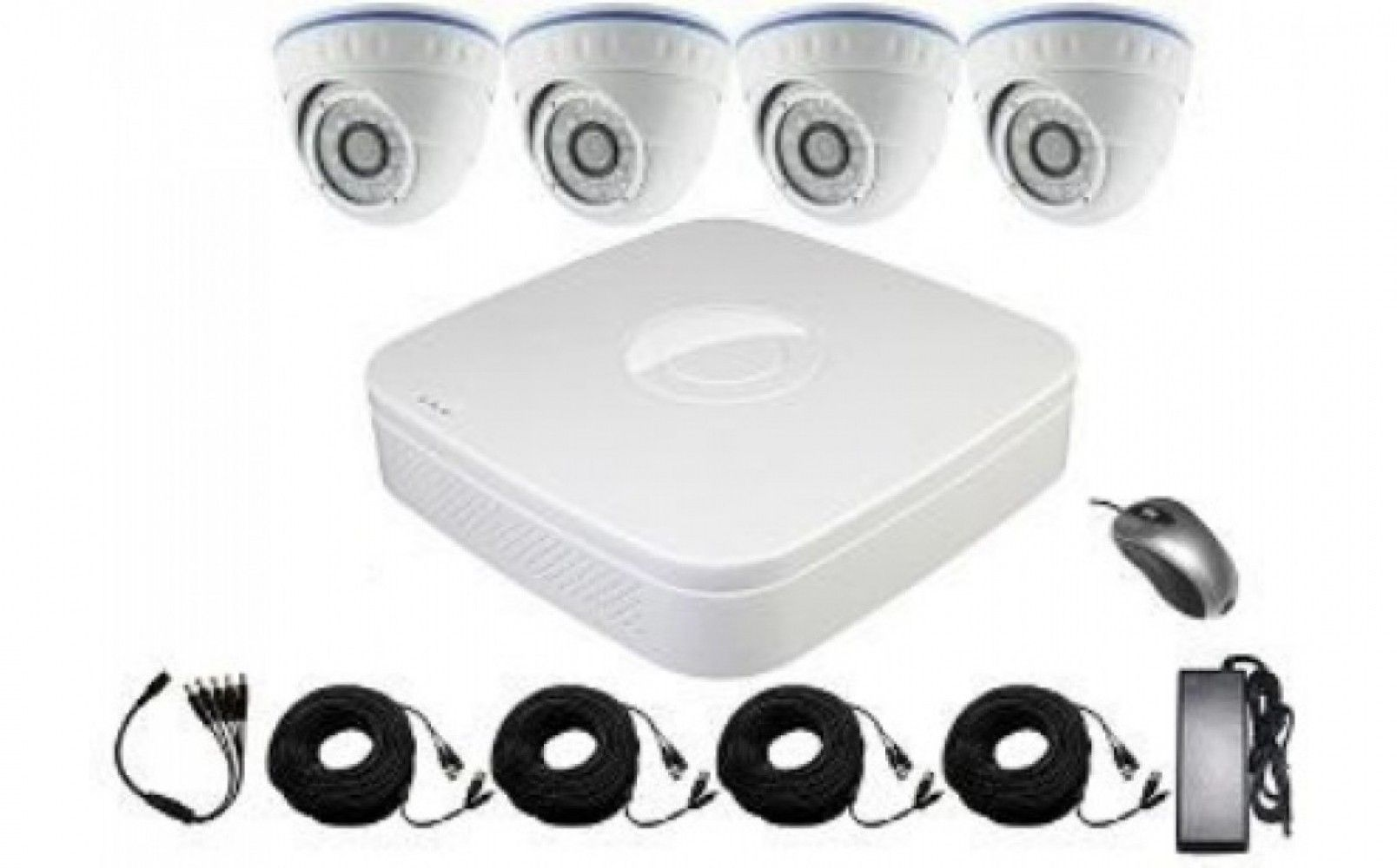 Купить Комплект видеонаблюдения Longse XVR2004PDB30
