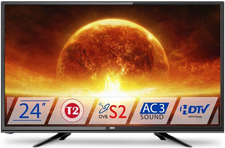 Купить Телевизоры, Телевизор DEX LE2455TS2