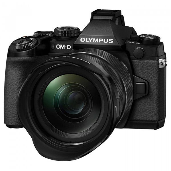 Купить Фотоаппарат Olympus OM-D E-M1 12-40mm ED Kit Black (V207017BE000)