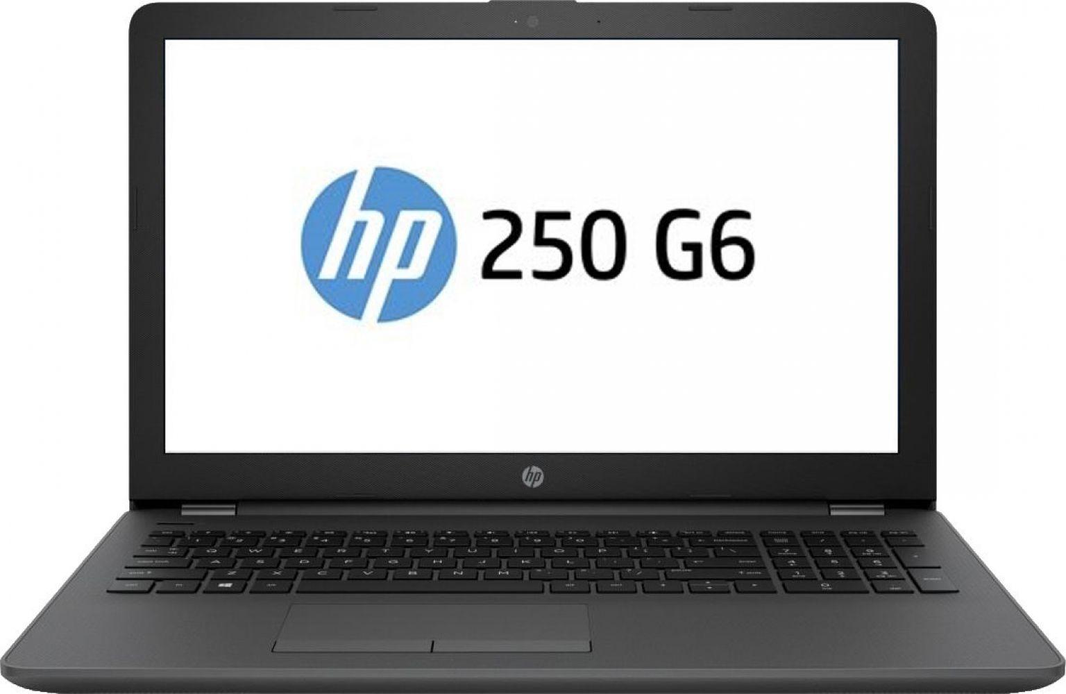 Купить Ноутбуки, Ноутбук HP 250 G6 (4LT10EA) Dark Ash, Hewlett Packard