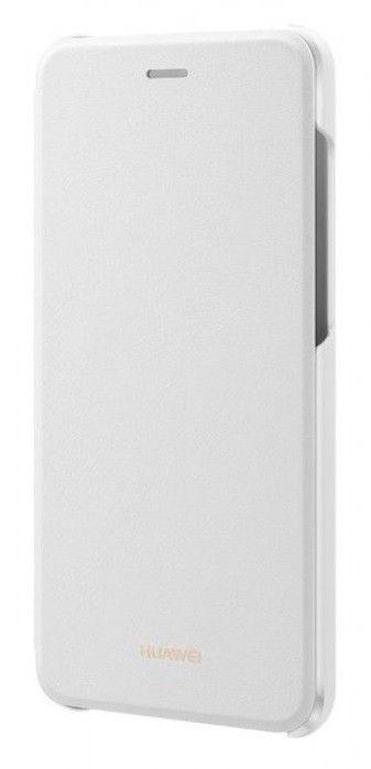 Купить Чехол-книжка Huawei Flip Cover для Huawei P8 Lite 2017 (51991901) White