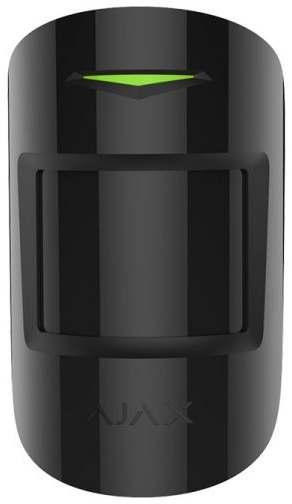 Купить Беспроводной датчик движения с микроволновым сенсором Ajax MotionProtect Plus Black (000001150)