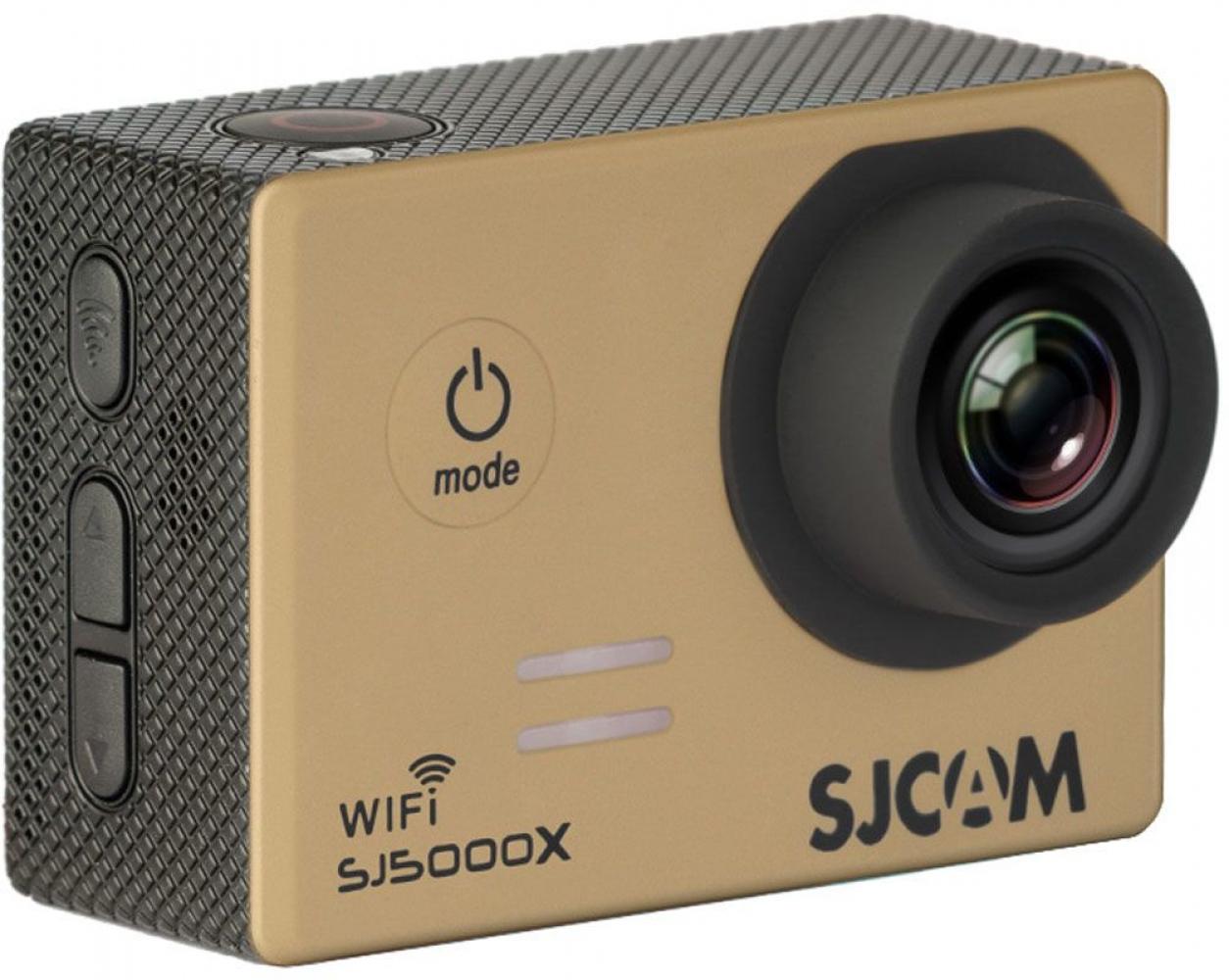 Купить Экшн-камера SJCAM SJ5000X Elite Gold