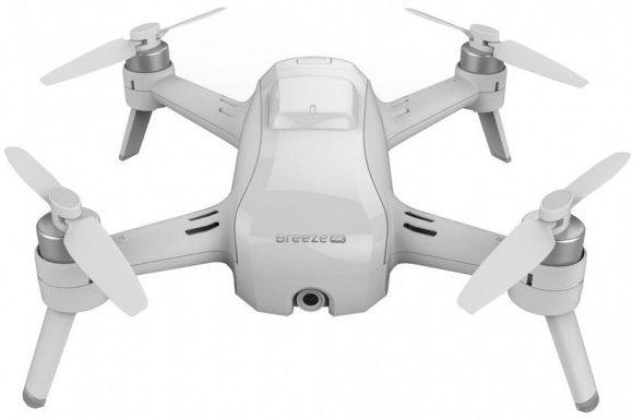 Купить Квадрокоптеры, Квадрокоптер Yuneec Breeze (YUNFCAEU) White