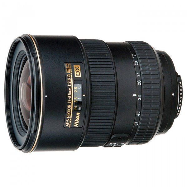 Купить Объектив Nikon AF-S DX Nikkor 17-55mm f/2.8G IF-ED (JAA788DA)
