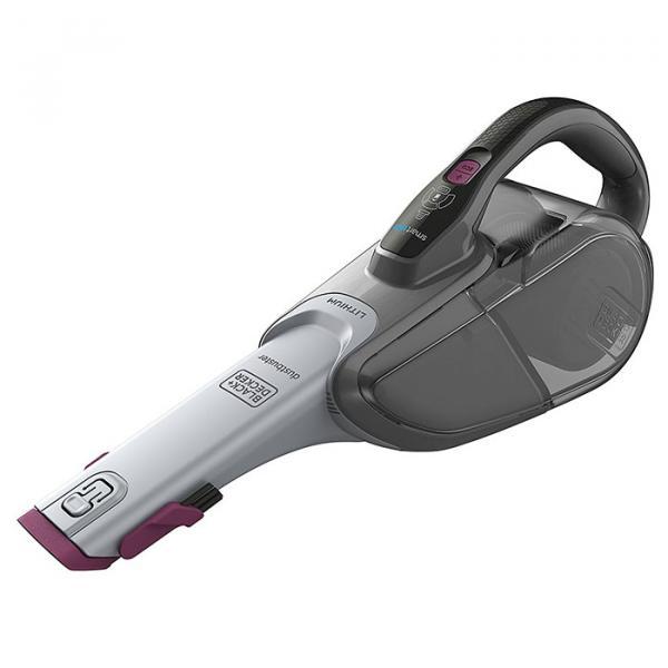 Купить Аккумуляторный пылесос Black+Decker DVJ325BFS