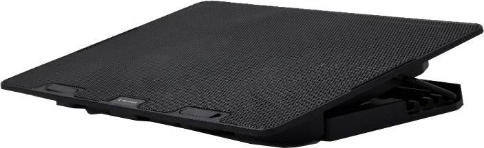Подставки и столики для ноутбуков, Подставка для ноутбука Gembird NBS-2F15-02 Black  - купить со скидкой