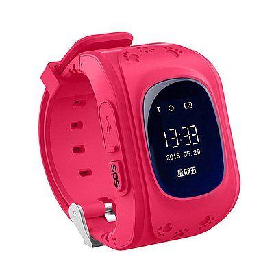 Купить Детские умные часы с GPS-трекером Smart Baby Watch GW300 (Q50) Pink