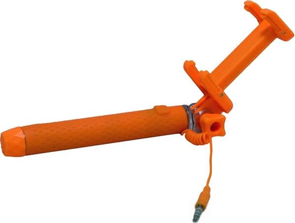 Монопод для селфи EasyLink ColorTrend CT-875 Orange - 26278