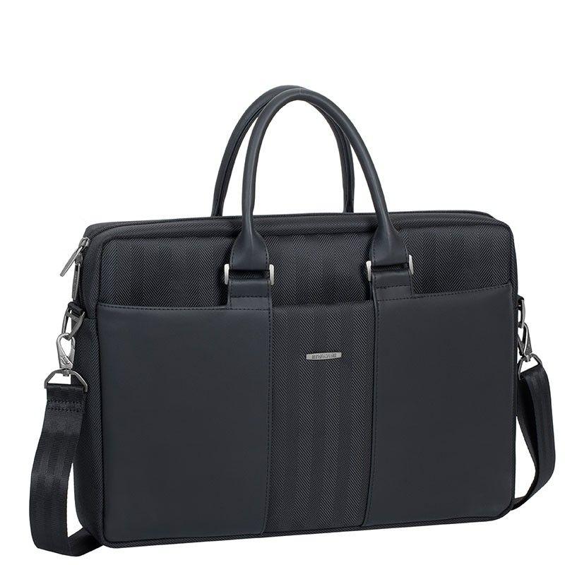 Купить Сумки / чехлы для ноутбуков, Сумка для ноутбука RivaCase 8135 15.6 Black