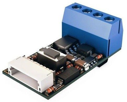 Купить Умные реле и диммеры, Умное реле FIBARO Universal Binary Sensor Z-Wave (FGBS-001) Black