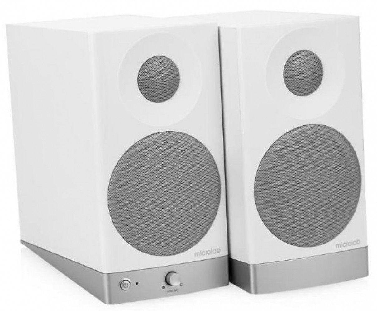 Купить Акустика Microlab FC-30 White