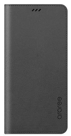 Купить Чехлы для мобильных телефонов, Чехол Samsung Flip wallet leather cover A8 2018 GP-A530KDCFAAB Charcoal gray