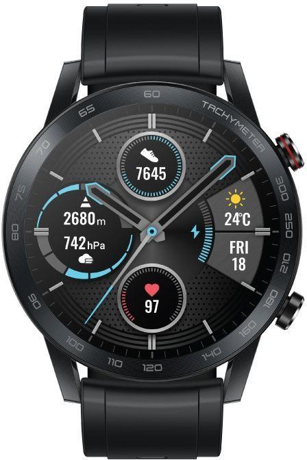 Купить Смарт часы Honor MagicWatch 2 46mm (MNS-B19) Charcoal Black