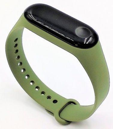 Купить Аксессуары для смарт-часов и смарт-браслетов, Ремешок Xiaomi Mi Band 3 Khaki, Other